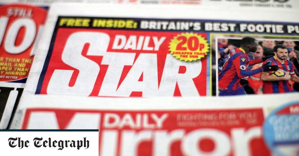 Investor bonus sends shares in Mirror publisher soaring