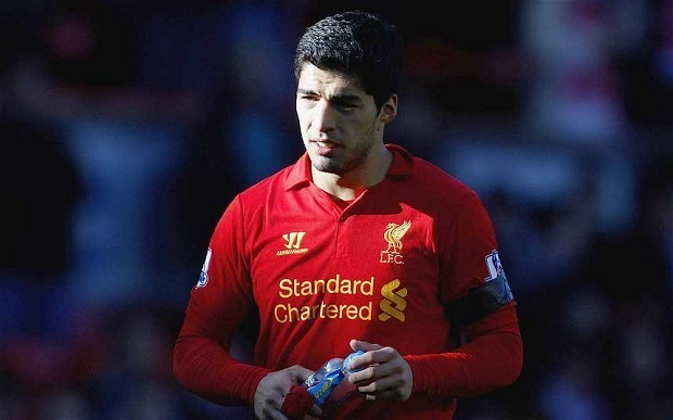 Luis Suarez has run out of chances at Anfield, says former Liverpool striker Robbie Fowler