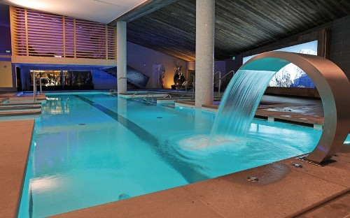 Alpine hotels with spas: four of the best