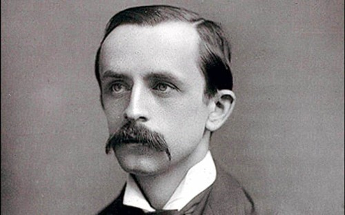 How bad was JM Barrie?