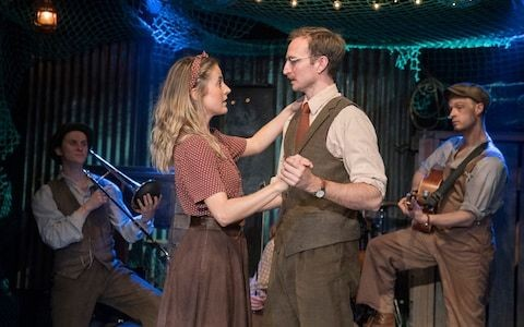 The Curious Case of Benjamin Button Southwark Playhouse, review: 'F Scott Fitzgerald's mind-blowing conceit gets a marvellous makeover'