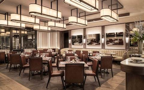 Sette restaurant review: New York's fashionable Italian opens a London outpost