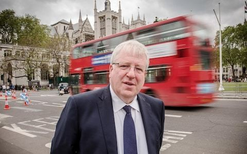 Transport Secretary: Diesel taxes could be hiked to cut air pollution
