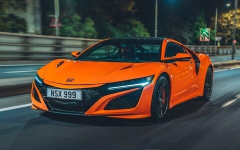 Honda NSX review: the hybrid supercar finally comes of age