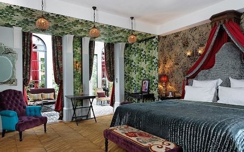 The best boutique hotels in Paris