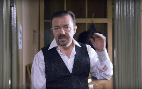 Whatever it is, David Brent's new single Lady Gypsy isn't pop