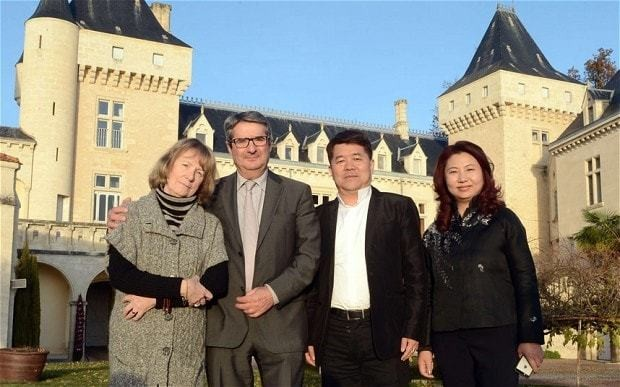 Chinese billionaire killed in helicopter crash as he tours newly-acquired French vineyard