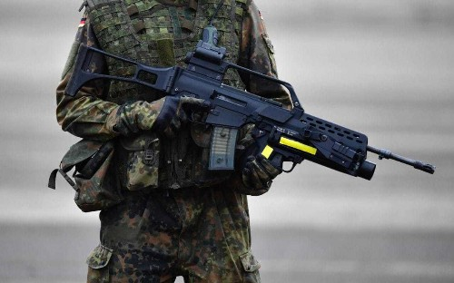 Germany identifies 20 Islamists in armed forces, another 60 cases under investigation