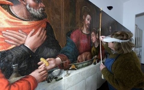 Move over Leonardo - the quest to rescue from obscurity Florence's women artists