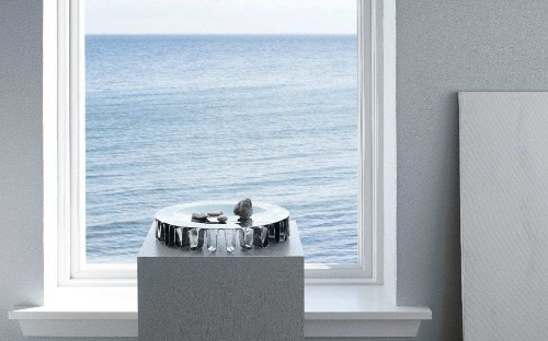 Kelly Wearstler and Georg Jensen pair up to create Californian designs mixed with Scandinavian cool