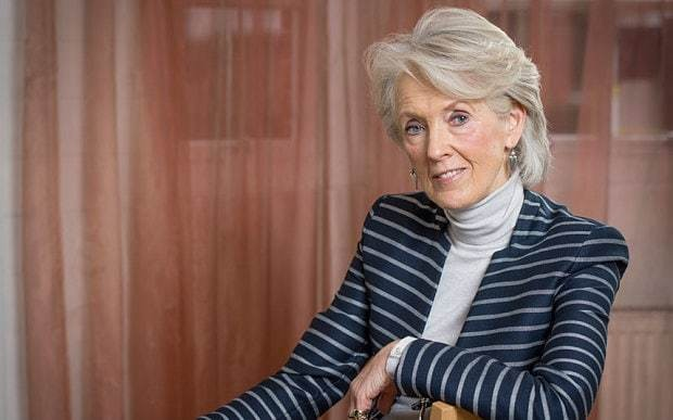 Samantha Shannon: Joanna Trollope had no intention of discouraging anyone, of any age, from writing