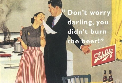 Sexist: Vintage adverts show how offensive the advertising industry was - Telegraph