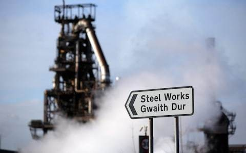 Port Talbot fire is a blow to Tata, but steelworks' future is safe