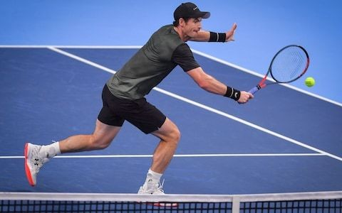 Andy Murray showing signs of return to routine of winning at European Open