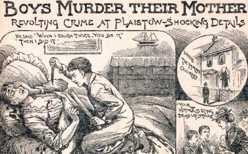 The untold story of a mother brutally murdered by her young sons in Victorian England