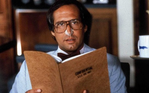 Mean, arrogant, delusional: why did America fall in love with Chevy Chase?