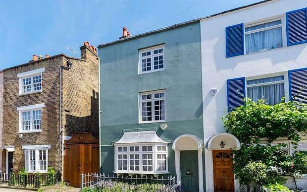 House prices: The last hot spot in London