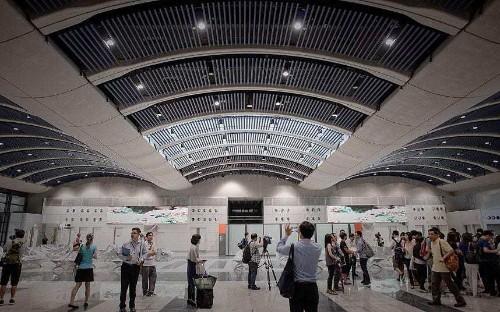 China cruises: Hong Kong's new cruise terminal