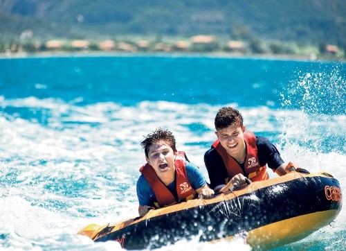 Is this the best holiday for families with teenagers?