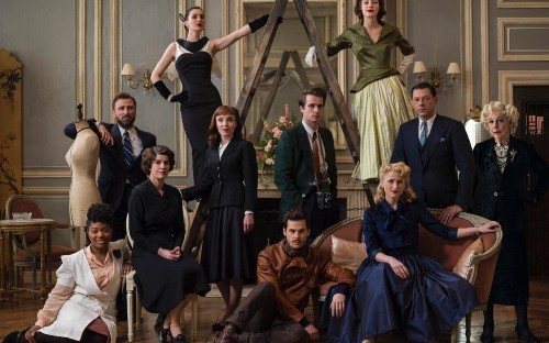 The Collection: watch the trailer for Amazon Prime's lavish new fashion drama