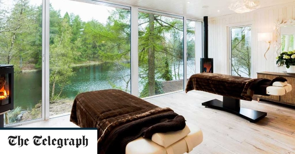 Romantic retreats: The best spa breaks for couples in the UK