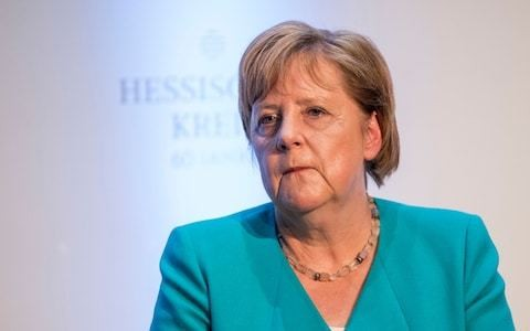 Row as high profile Angela Merkel ally attacks conservative wing in wake of MP's murder
