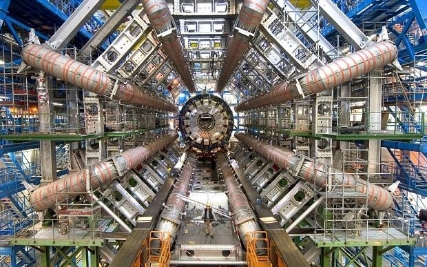 Large Hadron Collider discovers new particle - the pentaquark