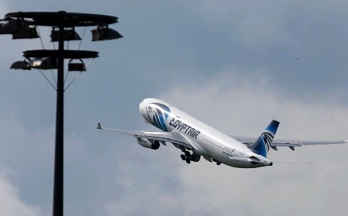Did brief Paris stopover prove fatal for passengers and crew who flew on EgyptAir MS804?