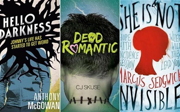 Top 10 YA books of 2013