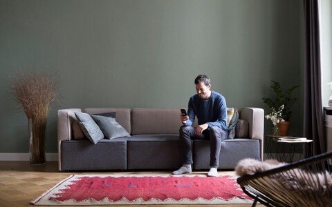 """Middle aged bachelors fueling """"significant"""" rise in the number of people living alone, ONS figures show"""