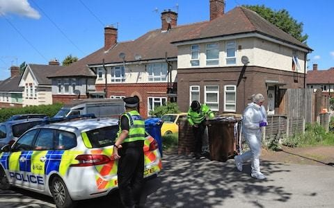Two people charged over Sheffield teenager house deaths following 'major incident'
