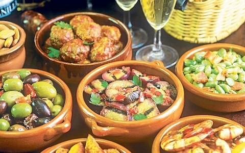 Tapas in Spain: the best bars in San Sebastián, Seville and Madrid