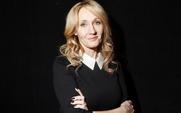 JK Rowling to make screenwriting debut in new Harry Potter spin-off