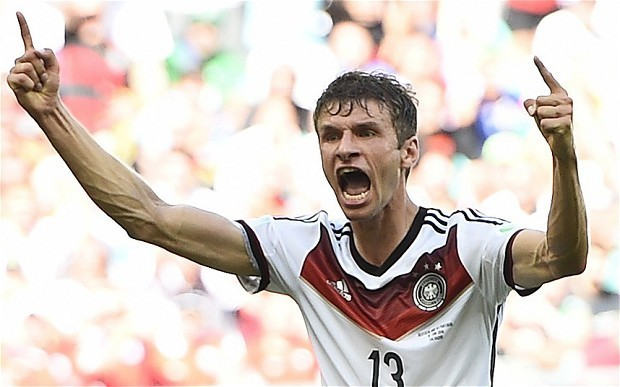 World Cup 2014: Germany's demolition of Portugal shows world is turning upside down