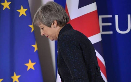 Britain is slipping into a constitutional crisis. The Cabinet must act