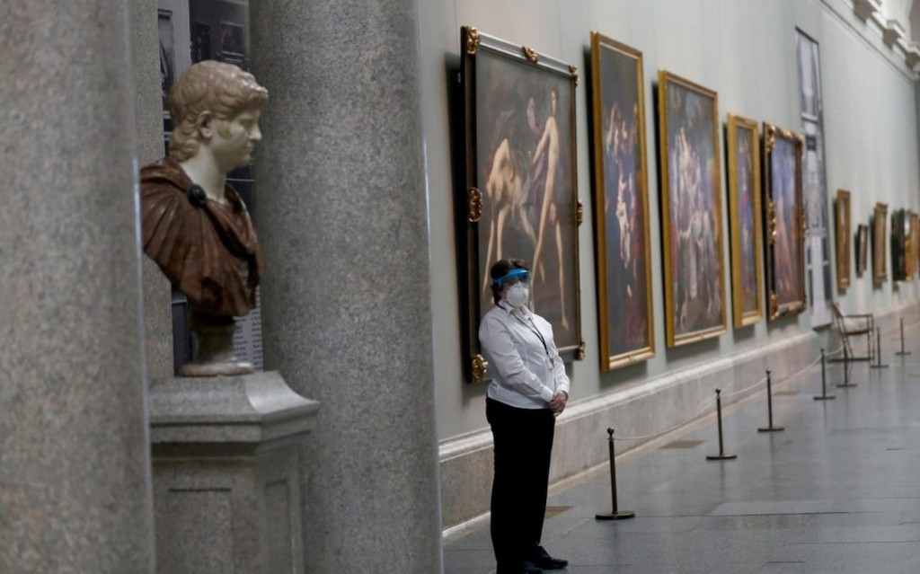Madrid's Prado to reopen with cutbacks on crowds to stop virus - but could become permanent
