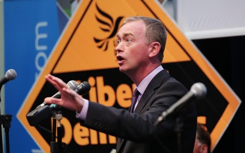Revealed: Tories plot 'Take-out Tim' strategy to oust Liberal Democrat leader from seat