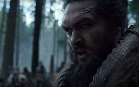 Will anyone pay to See Apple TV's ludicrous Jason Momoa sci-fi series?