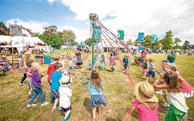 Best family-friendly festivals