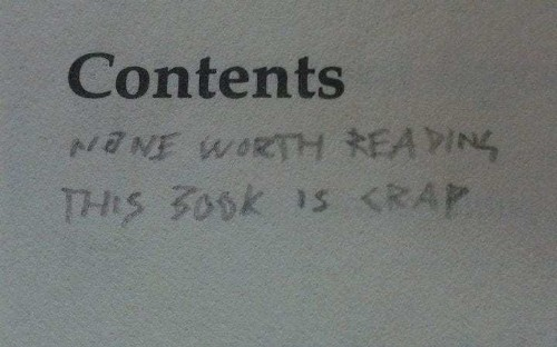 Inside the minds of Oxford scholars: pictures reveal amusing notes left in university's library books