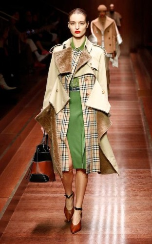 Burberry's new take on British style has paid off for the Italian power duo at its helm