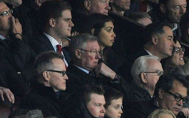 Sir Alex Ferguson reveals pain of watching Manchester United capitulate to Liverpool and Manchester City