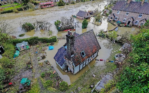How do we hold back the rivers and stop Britain flooding?