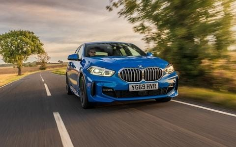 BMW 118 review: does petrol power make this the pick of the premium hatchbacks?
