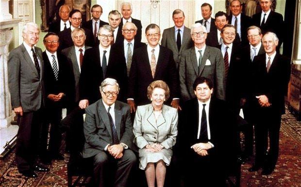 How Margaret Thatcher reset the status quo of British politics