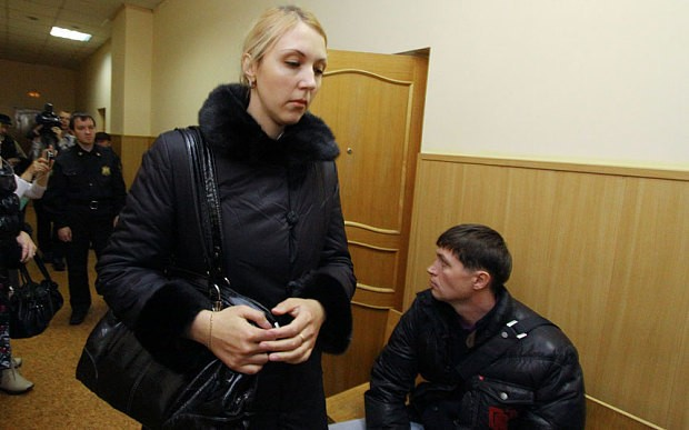 Russian official's daughter with ties to Putin spared jail due to Nazi amnesty