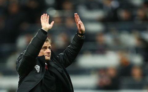 Ole Gunnar Solskjaer: 'I have never felt Manchester United job is too big for me'