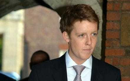 Who is the new Duke of Westminster? Hugh Grosvenor becomes Britain's most eligible bachelor