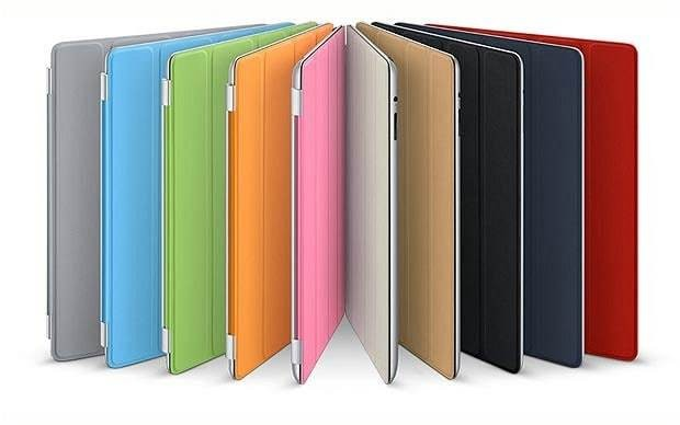 iPad 5 and iPad Mini 2: Apple tablets to get new 'smart covers'?