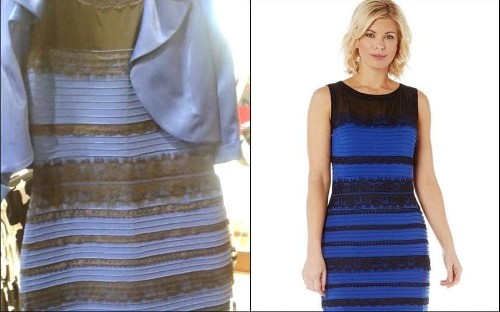 Dressgate: If you saw THAT dress as white your brain was working overtime